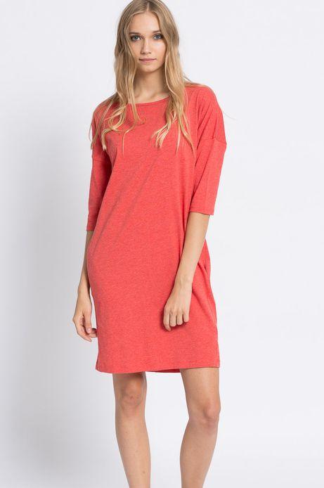 Sukienka Inverness czerwona