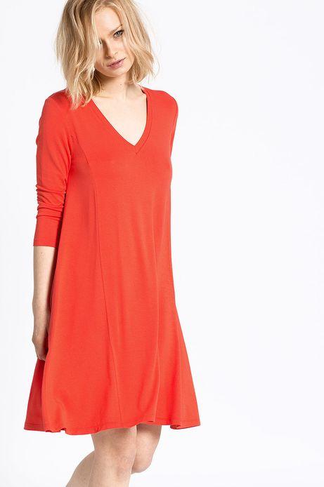 Sukienka Belleville czerwona