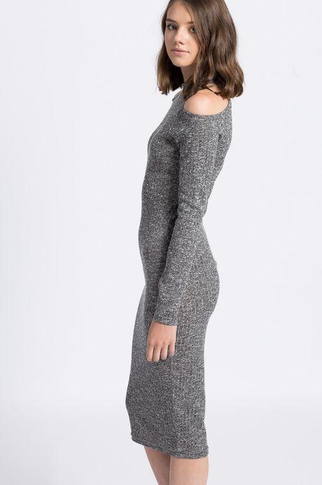 Sukienka Inverness szara