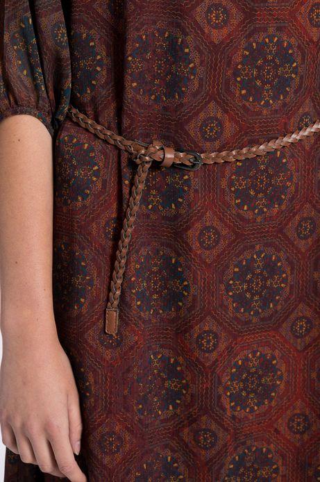 Sukienka Inverness różowa