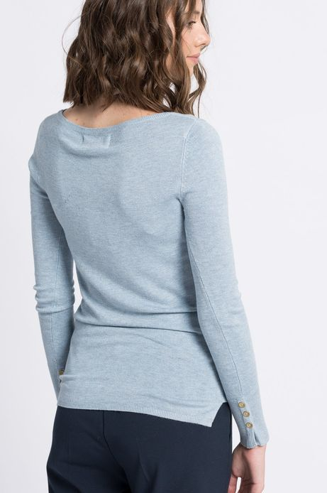 Sweter Inverness niebieski