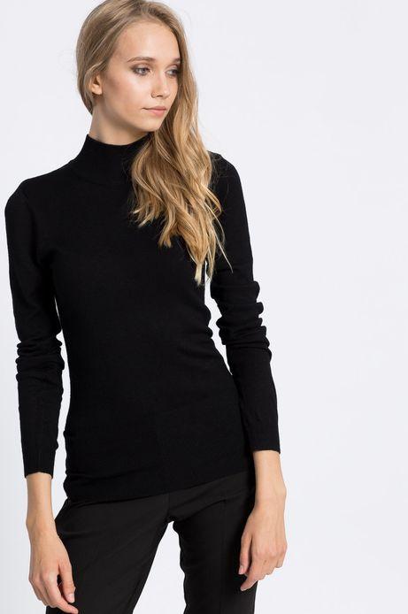 Sweter Belleville czarny