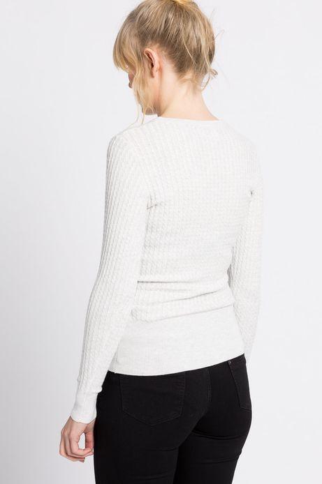 Woman's Sweter Belleville żółty