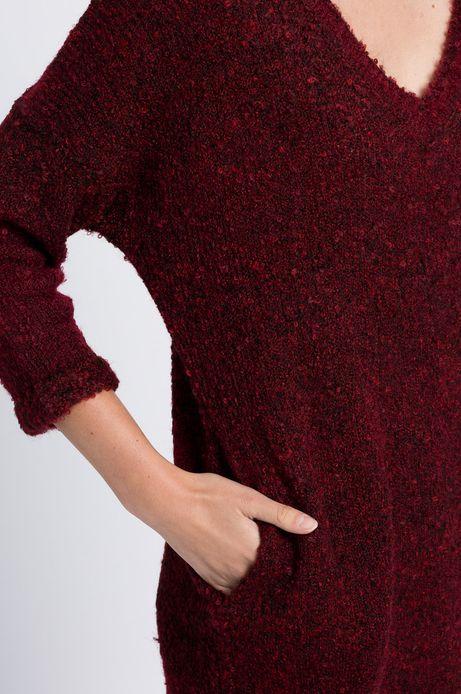 Sweter Inverness różowy