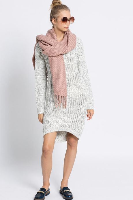 Sweter Inverness szary