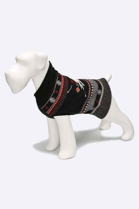 Sweter dla psa Xmas czarny