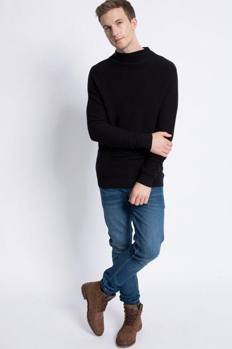 Sweter Dark Side czarny