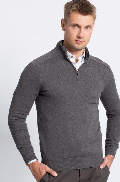 Sweter Smart Winter szary