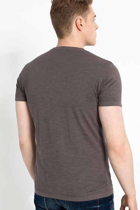 T-shirt Belleville szary