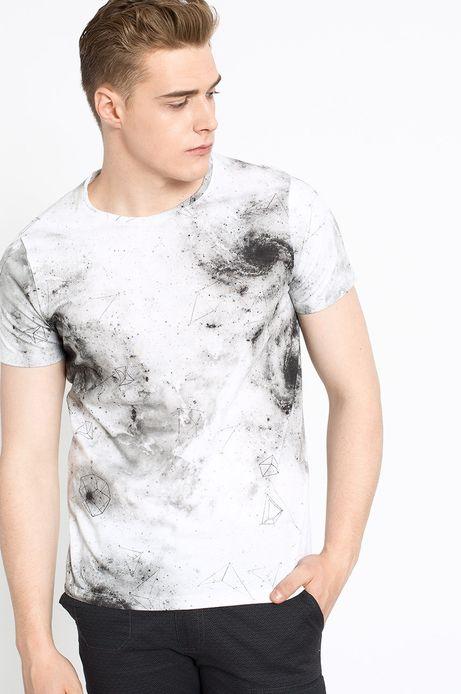 T-shirt  szary