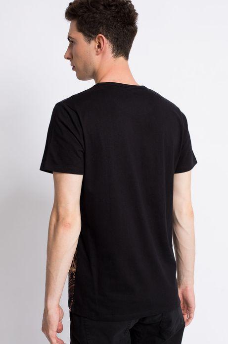 T-shirt The Great Outdoor czarny