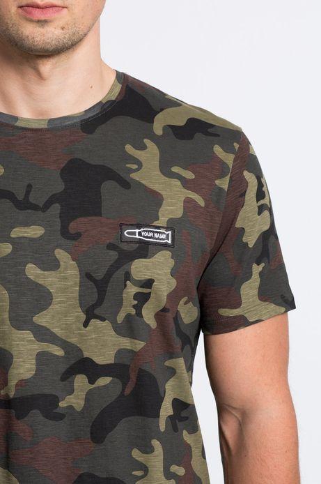 T-shirt The Great Outdoor zielony