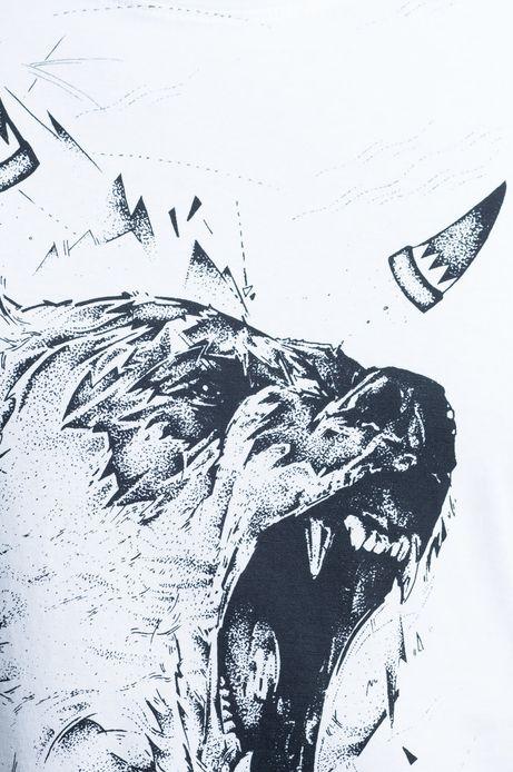 T-shirt 8Viking Tales biały
