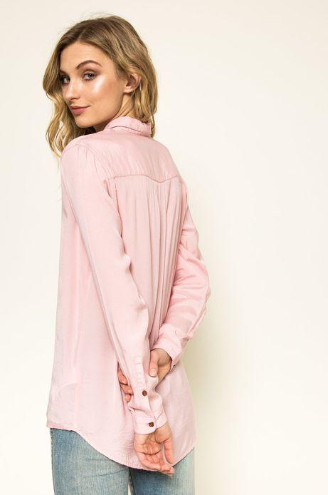 Koszula Fairground różowa