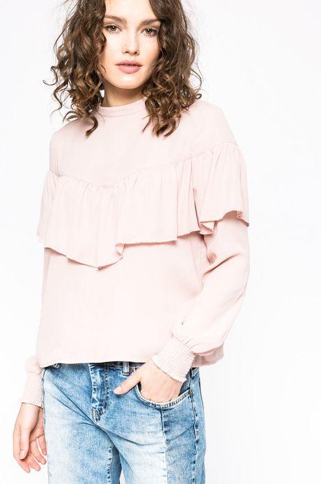Koszula Future Past różowa