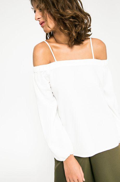 Bluzka Future Past biała