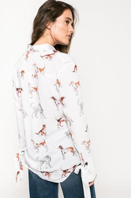 Koszula Back to Nature biała