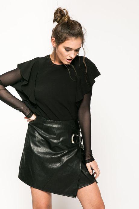 Bluzka Danse Macabre czarna