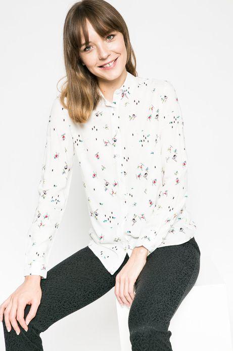 Koszulka damska Xmas biała