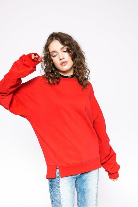 Bluza Nocturne czerwona