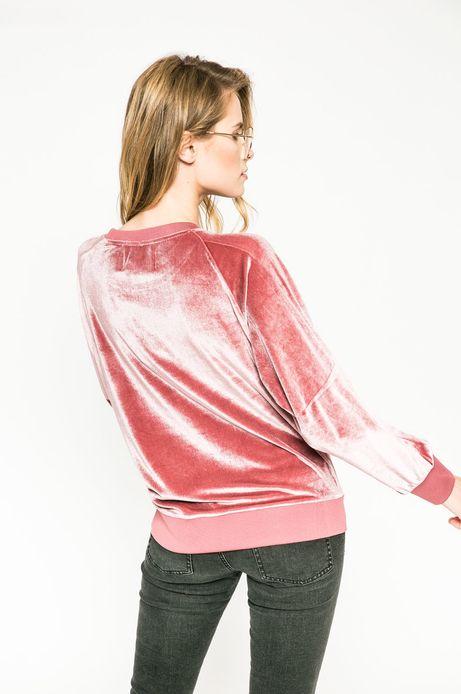 Bluza Future Past różowa