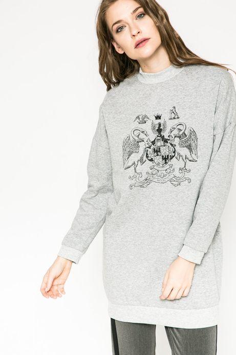 Woman's Bluza Hogwarts szara