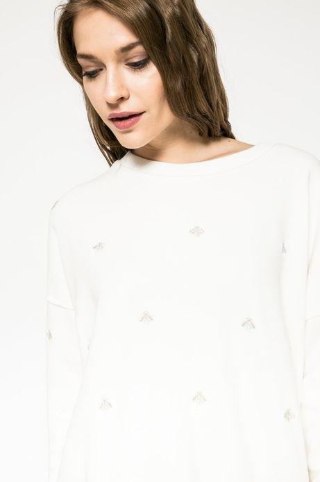 Bluza Hogwarts kremowa