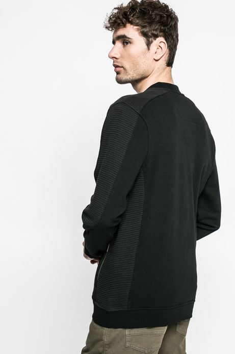 Bluza Graphic Monochrome czarna