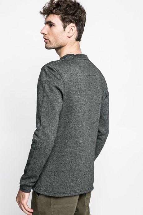 Bluza Graphic Monochrome szara