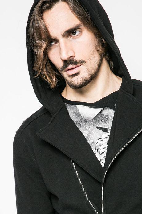 Bluza męska Nocturnal czarna