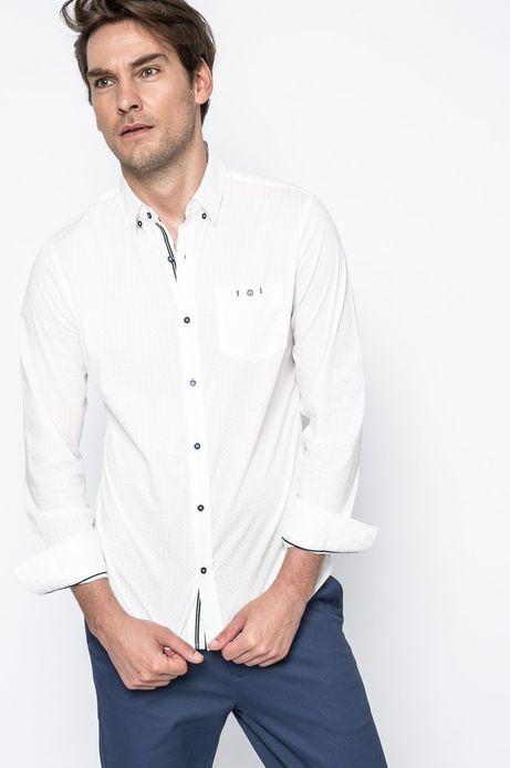 Man's Koszula męska Urban Utility biała