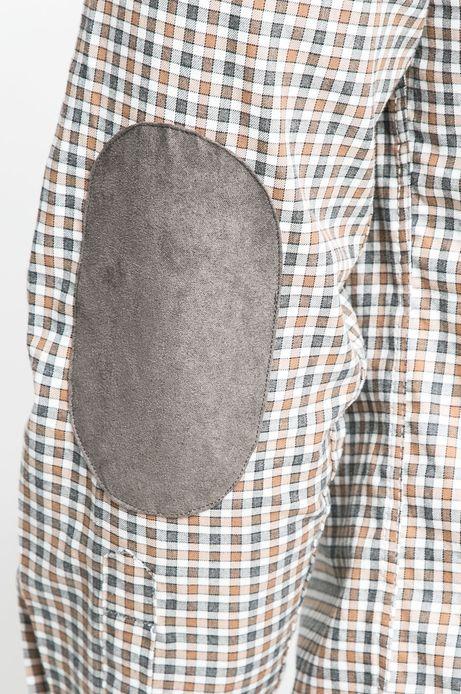 Koszula Let's Rebel pomarańczowa