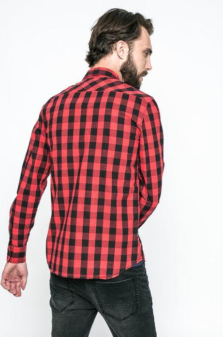 Koszula Let's Rebel czerwona