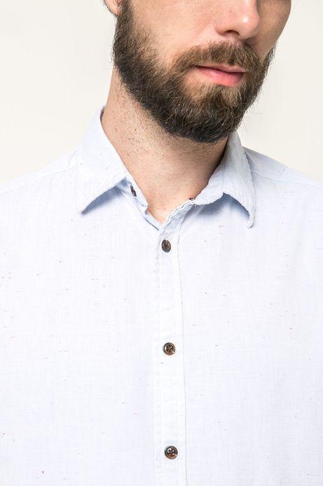 Koszula Mr. Robot niebieska