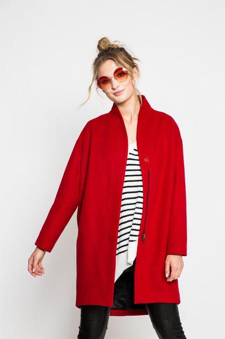 Płaszcz Nocturne czerwony