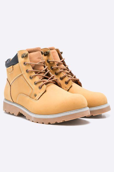 Buty North Storm żółte