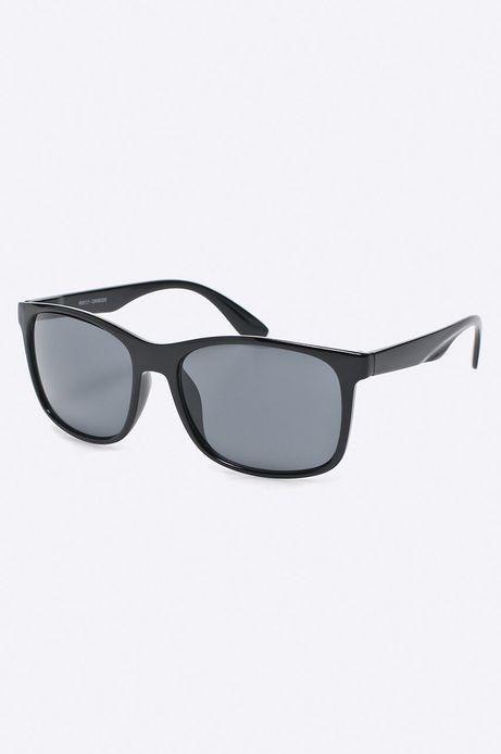 Man's Okulary Let's Rebel czarne