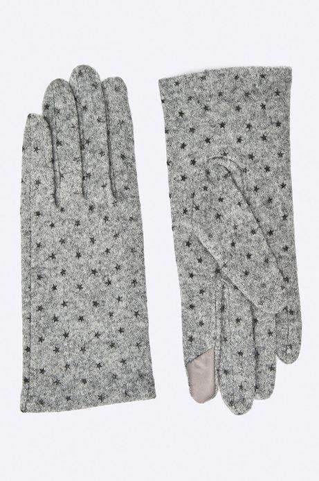 Rękawiczki Hogwarts szare