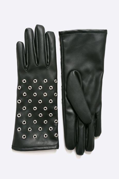 Rękawiczki damskie Rebel Forest czarne