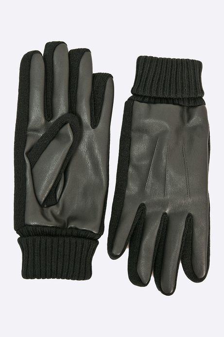 Man's Rękawiczki Academic Scout czarne