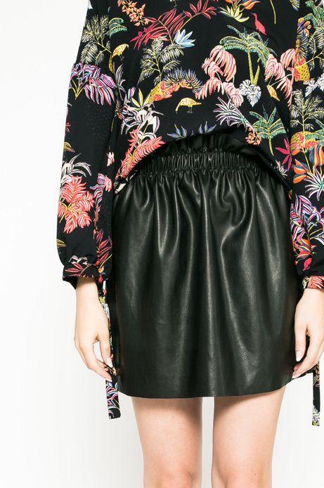 Spódnica Future Past czarna