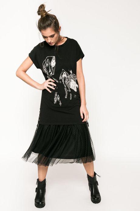 Spódnica Danse Macabre czarna