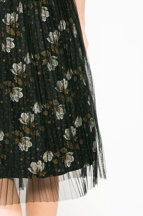 Spódnica damska Dark Bloom