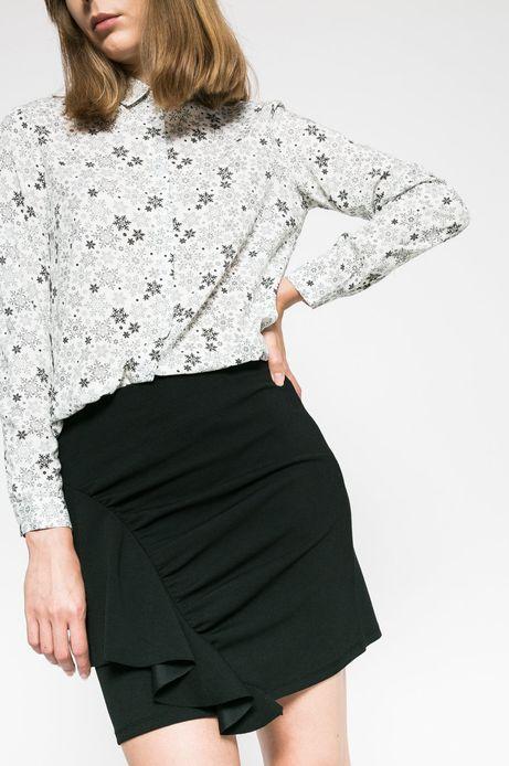 Woman's Spódnica damska Stargazer czarna