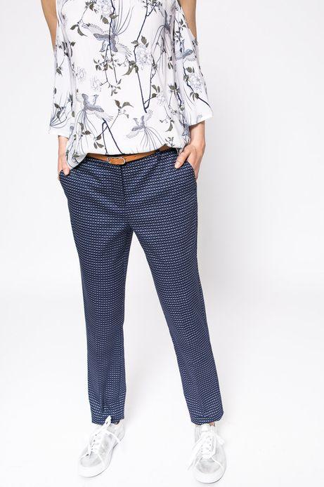Spodnie Nocturne niebieskie