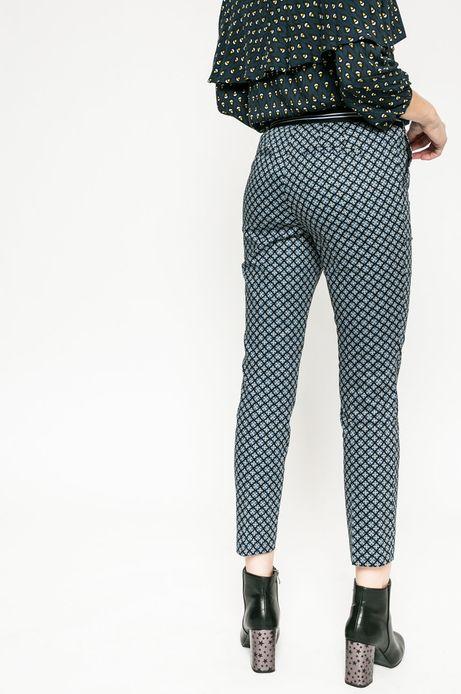 Spodnie damskie Back to Nature szare