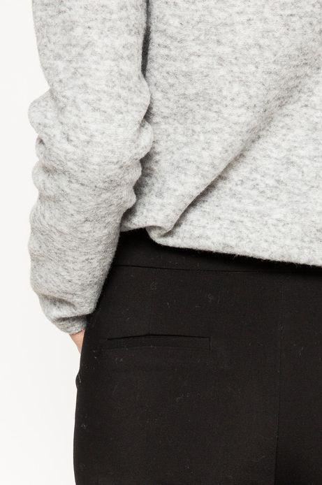 Spodnie Grey Earth czarne