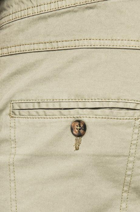 Spodnie Mr. Robot beżowe