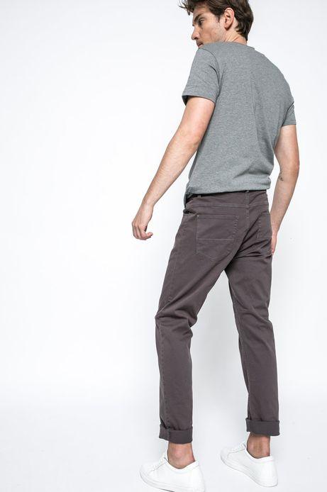 Spodnie Let's Rebel szare