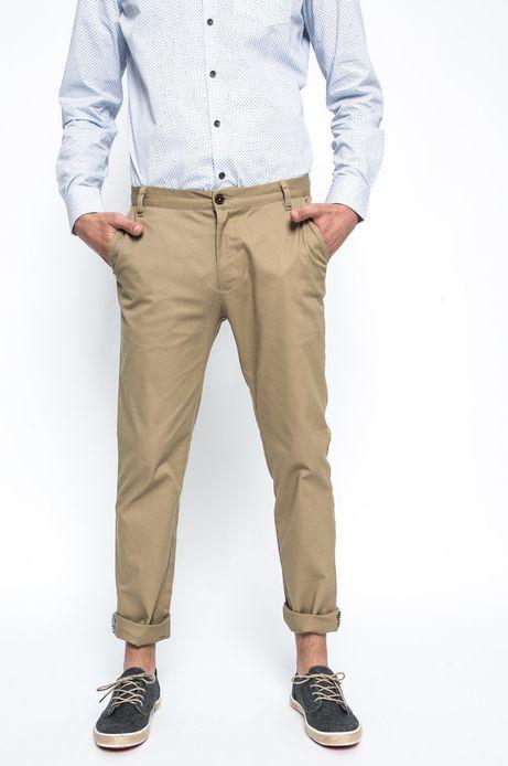 Spodnie Urban Utility żółte